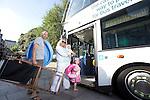 Cardiff Bus<br /> 20.07.13<br /> &copy;Steve Pope<br /> Fotowales.com