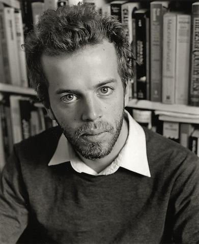 Ben Tripp, 2009.  Poet.