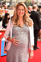 "Claire Sweeney arriving for the premiere of ""Pudsey the Dog the movie"" at the Vue cinema, Leicester Square, London. 13/07/2014 Picture by: Steve Vas / Featureflash"