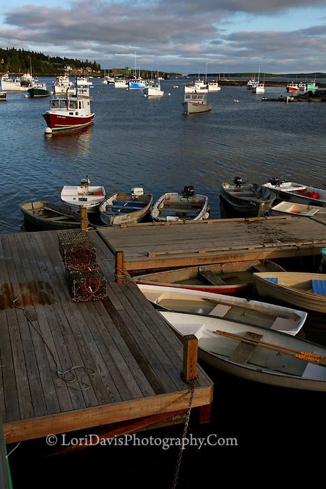 Boats at Rest, Bernard  #S34