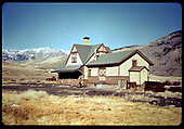 Crested Butte station.<br /> D&amp;RGW  Crested Butte, CO