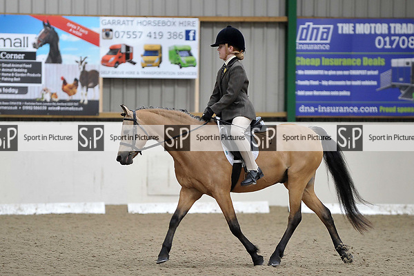 Unaffiliated dressage and combined training. Brook Farm training centre. Essex. 31/05/2017. MANDATORY Credit Garry Bowden/Sportinpictures - NO UNAUTHORISED USE - 07837 394578