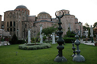 Zeyrek Mosque or Monastery of the Pantocreator, Istanbul, Turkey