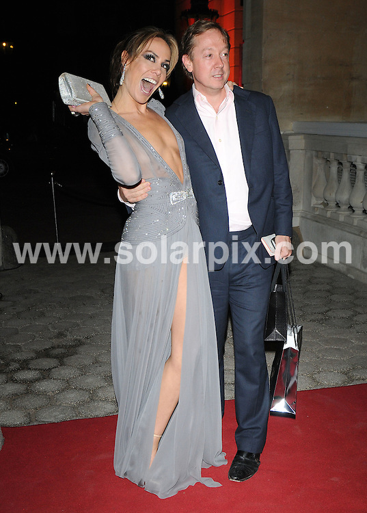 **ALL ROUND PICTURES FROM SOLARPIX.COM**.**WORLDWIDE SYNDICATION RIGHTS**.Arrivals for the Tatler 300th Anniversary Party. Held at Lancaster House, Stables Yard, London, UK. 14 October 2009.This pic: Tara Palmer Tomkinson..JOB REF: 10125 SSD     DATE: 14_10_2009.**MUST CREDIT SOLARPIX.COM OR DOUBLE FEE WILL BE CHARGED**.**MUST NOTIFY SOLARPIX OF ONLINE USAGE**.**CALL US ON: +34 952 811 768 or LOW RATE FROM UK 0844 617 7637**
