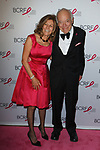 "Judy Glickman Lauder and Leonard Lauder attend The Breast Cancer Research Foundation ""Super Nova"" Hot Pink Party on May 12, 2017 at the Park Avenue Armory in New York City."