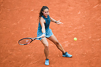 Daria Kasatkina (Russia) during Day 10 for the French Open 2018 on June 5, 2018 in Paris, France. (Photo by Anthony Dibon/Icon Sport)