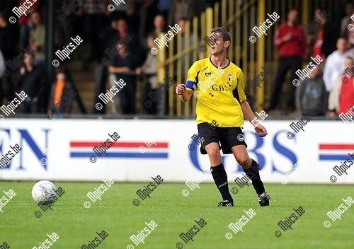 2011-07-19 / Voetbal / seizoen 2011-2012 / Berchem Sport / Thierry Flies..Foto: mpics