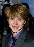 "HOLLYWOOD, CA. - February 24: Actor Sterling Knight arrives at the Los Angeles premiere of ""Jonas Brothers: The 3D Concert Experience"" at the El Capitan Theatre on February 24, 2009 in Los Angeles, California."