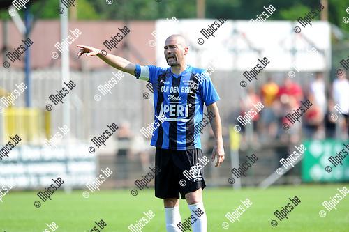 2013-07-07 / Voetbal / seizoen 2013-2014 / Rupel-Boom - KV Mechelen / Jerry Poorters<br /><br />Foto: Mpics.be