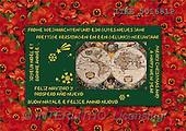 Isabella, CHRISTMAS SYMBOLS, corporate, paintings(ITKE501681,#XX#) Symbole, Weihnachten, Geschäft, símbolos, Navidad, corporativos, illustrations, pinturas