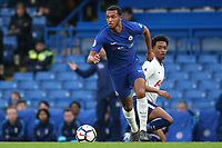 Joshua Grant of Chelsea in action during Chelsea Under-23 vs Tottenham Hotspur Under-23, Premier League 2 Football at Stamford Bridge on 13th April 2018