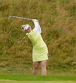 Kylie Walker (SC0) during the final round  of the 2016 Aberdeen Asset Management Ladies Scottish Open played at Dundonald Links Ayrshire from 22nd to 24th July 2016:  Picture Stuart Adams, www.golftourimages.com: 22/07/2016