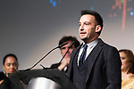 The director Alejandro Amenabar during Spanish Cinema Gala at 64 Seminci Cinema Festival. October 22,2019. (ALTERPHOTOS/IVAN TOME)