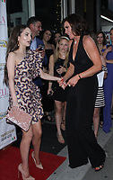 NEW YORK, NY May 29, 2018: Luann de Lesseps, Alexa Ray Joel, attend Bella New York Beauty Issue Cover Launch Party at La Puiperia in New York. May 29, 2018 <br /> CAP/MPI/RW<br /> &copy;RW/MPI/Capital Pictures