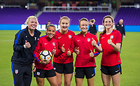 USWNT Training, March 6, 2018