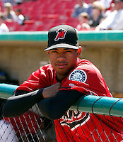 Edward Paredes -  2009 High Desert Mavericks.Photo by:  Bill Mitchell/Four Seam Images