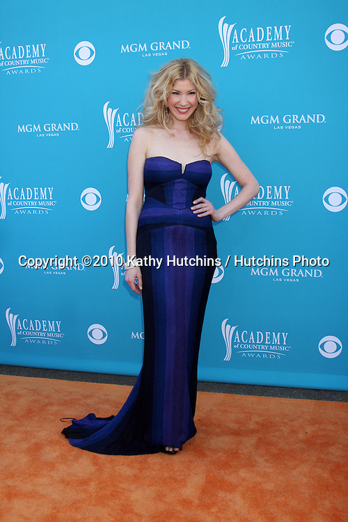 Emily West.arrives at the Academy of Country Music Awards 2010.MGM Garden Arena.Las Vegas, NV.April 18, 2010.©2010 Kathy Hutchins / Hutchins Photo....