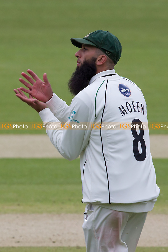 Moeen Ali, Worcestershire CCC - Middlesex CCC vs Worcestershire CCC - LV County Championship Division One Cricket at Lords Ground, St Johns Wood, London - 04/05/12 - MANDATORY CREDIT: Ray Lawrence/TGSPHOTO - Self billing applies where appropriate - 0845 094 6026 - contact@tgsphoto.co.uk - NO UNPAID USE.