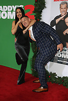 WESTWOOD, CA - NOVEMBER 5: Nikki Bella and John Cena at the premiere of Daddy's Home 2 at the Regency Village Theater in Westwood, California on November 5, 2017. <br /> CAP/MPI/FS<br /> &copy;FS/MPI/Capital Pictures