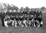 A hurling team in the 1940's..Picture by Harry MacMonagle.macmonagle archive photo