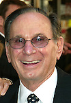 HAL DAVID .Attending the Opening Night Performance of THE.LOOK OF LOVE ... THE SONGS OF BURT BACHARACH .and HAL DAVID at the Brooks Atlinson Theater,.New York City..May 4, 2003.