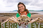 Waterville Marine Biologist, Lucy Hunt, preparing for marine workshops on beaches around Kerry this summer.