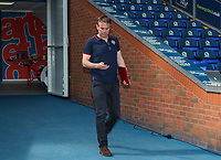 Bolton Wanderers' manager Phil Parkinson pictured before the match <br /> <br /> Photographer Andrew Kearns/CameraSport<br /> <br /> The EFL Sky Bet Championship - Blackburn Rovers v Bolton Wanderers - Monday 22nd April 2019 - Ewood Park - Blackburn<br /> <br /> World Copyright © 2019 CameraSport. All rights reserved. 43 Linden Ave. Countesthorpe. Leicester. England. LE8 5PG - Tel: +44 (0) 116 277 4147 - admin@camerasport.com - www.camerasport.com