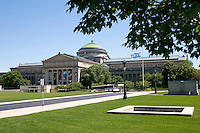 The Museum of Science and Industry.  Chicago Illinois USA