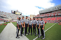 University Central Florida Football @ The Ohio State University.September 8th, 2012