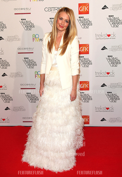 Cat Deeley arriving for the WGSN Global Fashion Awards at The Savoy Hotel, London. 05/11/2012 Picture by: Alexandra Glen / Featureflash