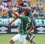 Cali y Millonarios igualaron 1-1 en el Valle del Cauca. Fecha 13 de la Liga Águila I-2016