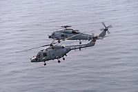 - STANAVFORMED, NATO permanent naval force in Mediterranean sea, helicopters of English navy Sea Linx and US Navy Seahawk ....STANAVFORMED, forza navale permanente NATO del mare Mediterraneo, elicotteri della marina inglese Sea Linx ed dell'US Navy Seahawk