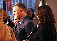 NEW YORK, NY - APRIL 9: Daniel Craig and Rachel Weisz at The 2018 Night Of Opportunity Gala at Cipriani Wall Street in New York City on April 09, 2018 Credit:RW/MediaPunch