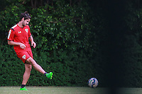 SÃO PAULO, SP, 16.10.2015 - FUTEBOL-SÃO PAULO - Alexandre Pato durante treino do São Paulo Futebol Clube no CT Barra Funda na região oeste da cidade de São Paulo nesta sexta-feira, 16. (Foto: Vanessa Carvalho/Brazil Photo Press)