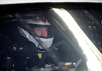 Oct. 15, 2009; Concord, NC, USA; NASCAR Sprint Cup Series driver Bill Elliott during practice for the Banking 500 at Lowes Motor Speedway. Mandatory Credit: Mark J. Rebilas-