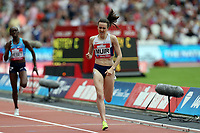 Laura Muir of Great Britain completes in the womenís one mile during the Muller Anniversary Games at The London Stadium on 9th July 2017