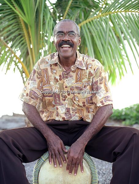 Bele Drummer , Fort de France , Martinique