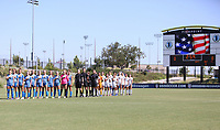 2019 Girls' DA U-15 Final San Jose Earthquakes vs Colorado Rush, July 11, 2019