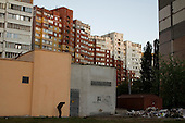 Kiev, Ukraine<br /> September 3, 2005 <br /> <br /> Troeshcnina district, one of the poorest and most crowded residential districts of Kiev.