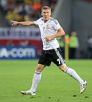 FUSSBALL  EUROPAMEISTERSCHAFT 2012   VORRUNDE Daenemark - Deutschland       17.06.2012 Bastian Schweinsteiger (Deutschland)