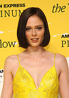 BROOKLYN, NY - SEPTEMBER 10: Coco Rocha at The Yellow Ball at The Brooklyn Museum in New York City on September 10, 2018. <br /> CAP/MPI99<br /> &copy;MPI99/Capital Pictures