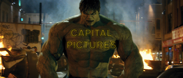 THE HULK.in The Incredible Hulk .*Filmstill - Editorial Use Only*.CAP/FB.Supplied by Capital Pictures.