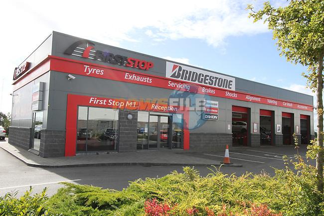 Bridgestone, First Stop, M1 Retail Park, Drogheda, Co.Louth..Picture Jenny Matthews/Newsfile.ie