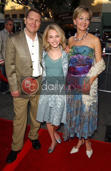 AnnaSophia Robb and guests<br />