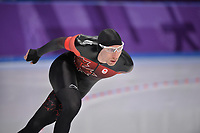 OLYMPIC GAMES: PYEONGCHANG: 15-02-2018, Gangneung Oval, Long Track, 10.000m Men, Ted-Jan Bloemen (CAN), ©photo Martin de Jong