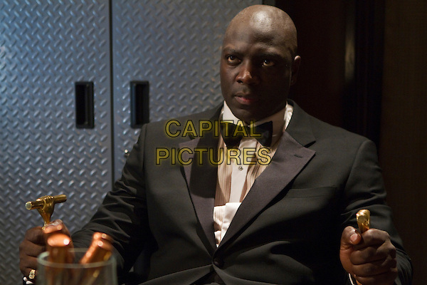ADEWALE AKINNUOYE-AGBAJE.in Bullet to the Head (2012).*Filmstill - Editorial Use Only*.CAP/FB.Supplied by Capital Pictures.
