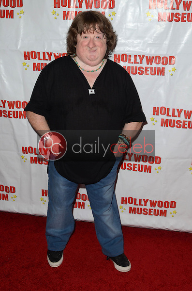 "Mason Reese at ""Child Stars - Then and Now"" Exhibit Opening at the Hollywood Museum in Hollywood, CA on August 19, 2016. (Photo by David Edwards)"