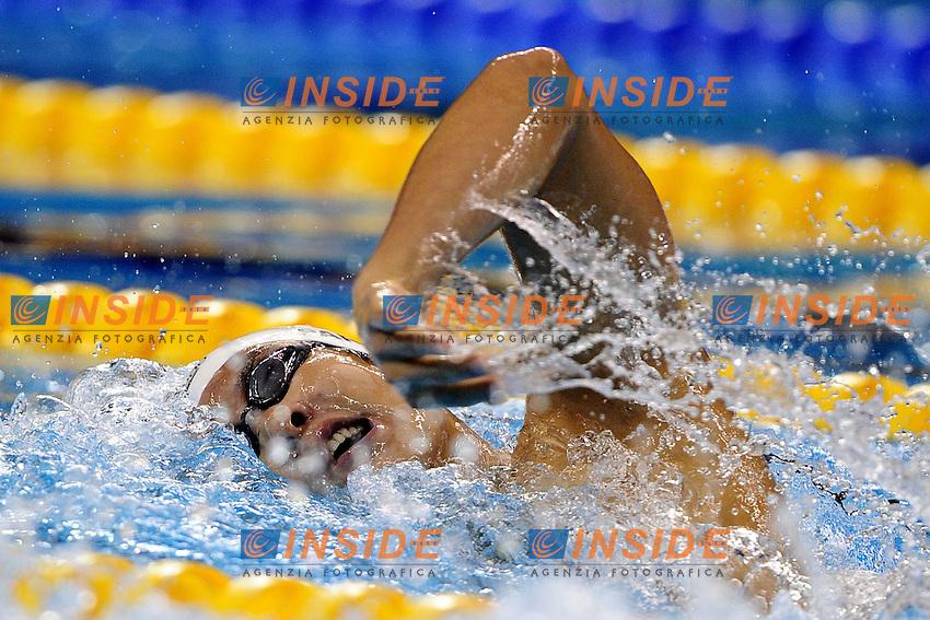 Tae Hwan PARK Korea.Men's 400m Freestyle - Swimming / Nuoto.Shanghai 24/7/2011 .14th FINA World Championships.Foto Andrea Staccioli Insidefoto