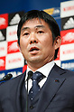 Football/Soccer: JFA press conference