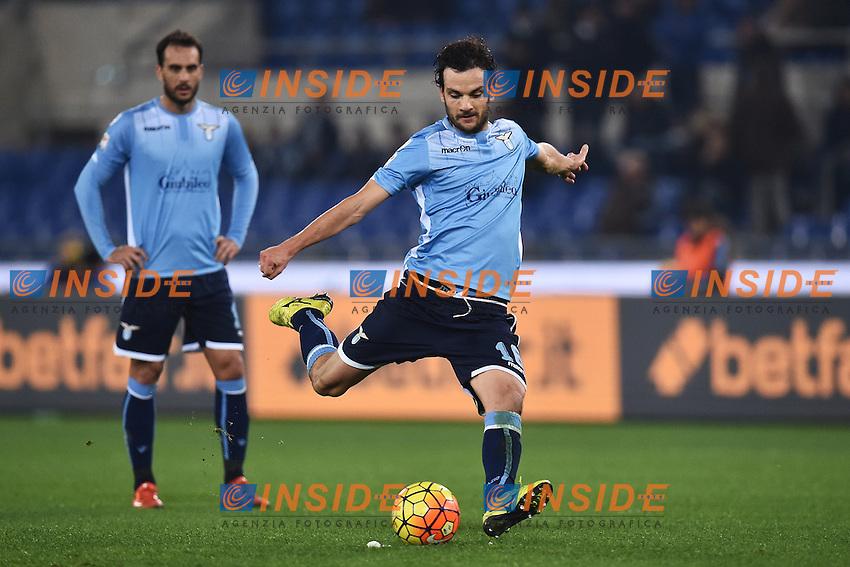 Marco Parolo Lazio <br /> Roma 04-12-2015 Stadio Olimpico Football Calcio 2015/2016 Serie A Lazio - Juventus Foto Andrea Staccioli / Insidefoto
